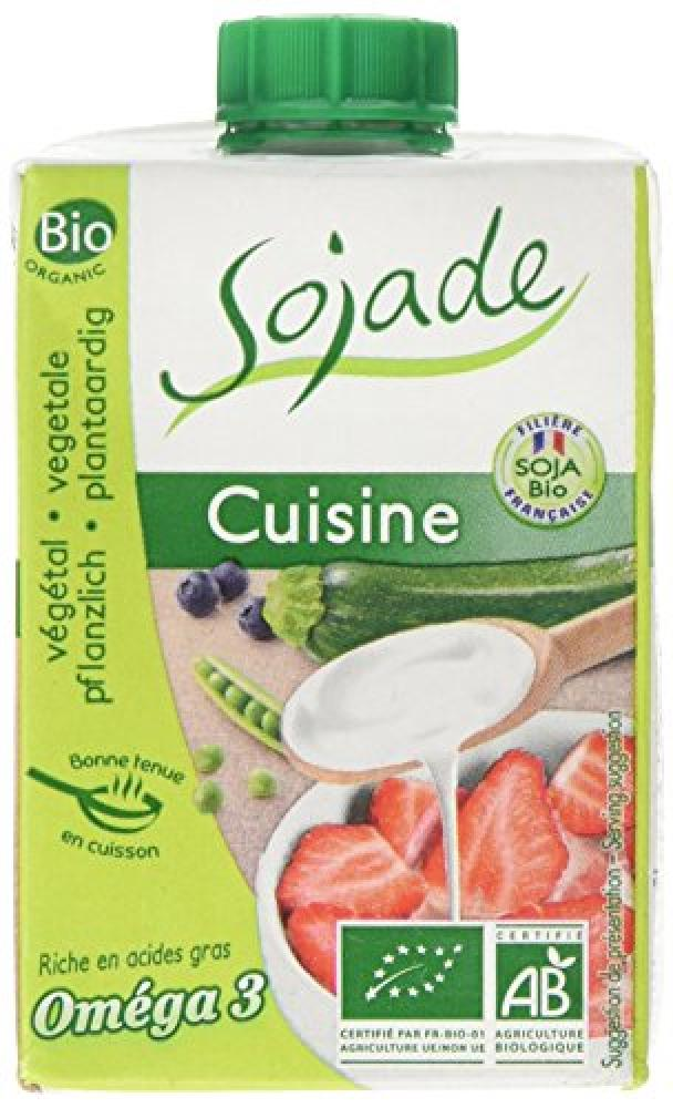 Sojade Cuisine Soya Cream 200ml