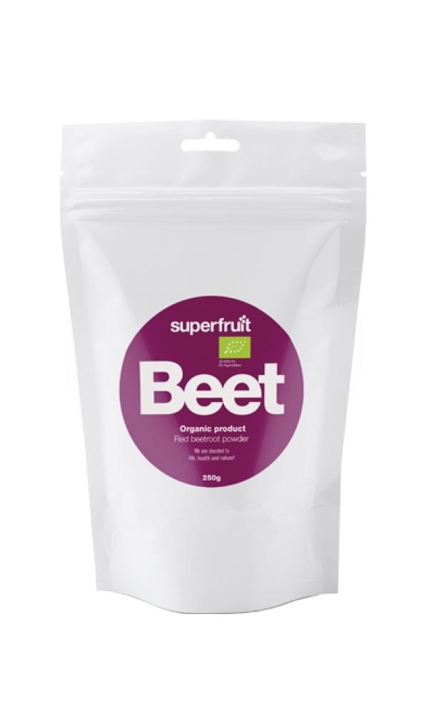 Superfruit Organic Red Beetroot Powder 250g