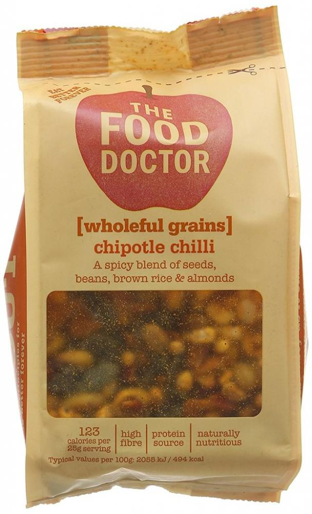 The Food Doctor Whole Full Grains Chipotle Chilli 150 g