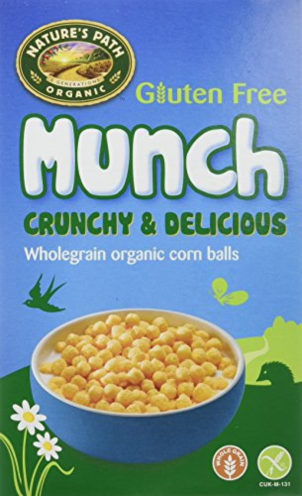 Natures Path Munch Crunchy And Delicious 300 g