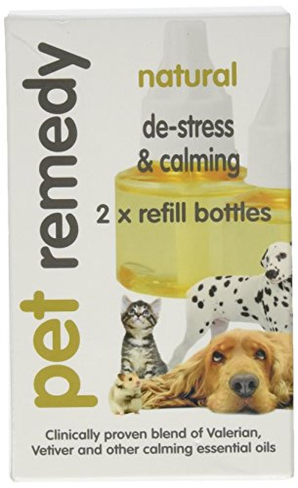 Pet Remedy Natural De-Stress and Calming Refill Pack 40 ml
