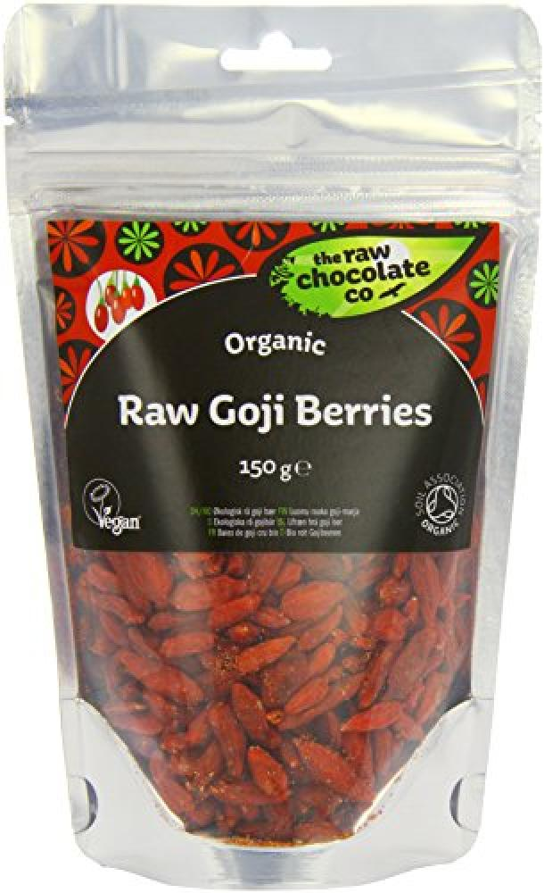 Raw Choc Company Goji Berries 150 g