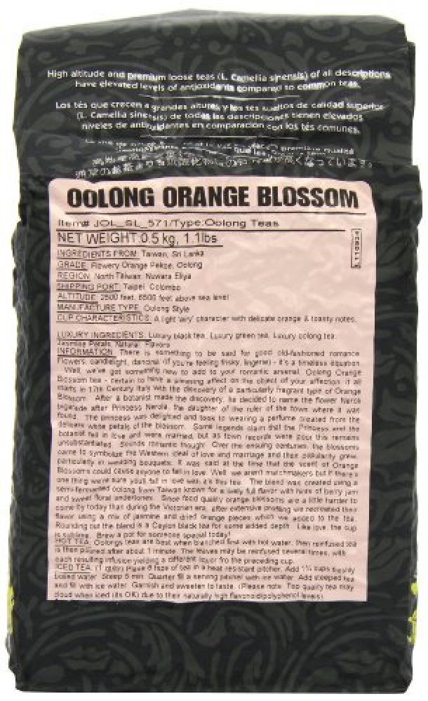 Simpli-Special Oolong Orange Blossom Loose Leaf Tea 500 g