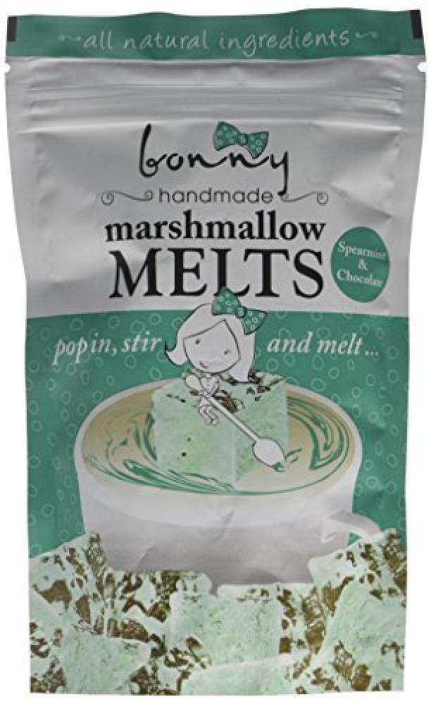 Bonny Marshmallow Melt Bag Mint Chocolate 80g