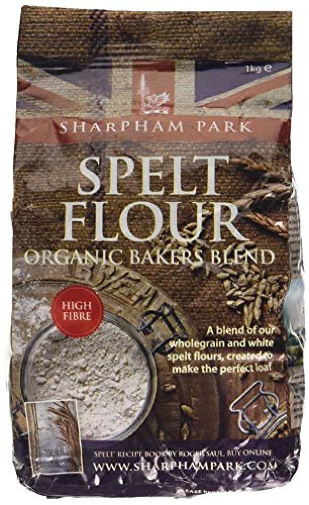 Sharpham Park Organic Bakers Blend Spelt Flour 1kg