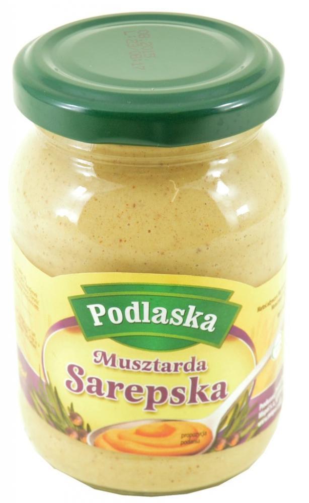 SALE  Podlaska Spicy Mustard 190g