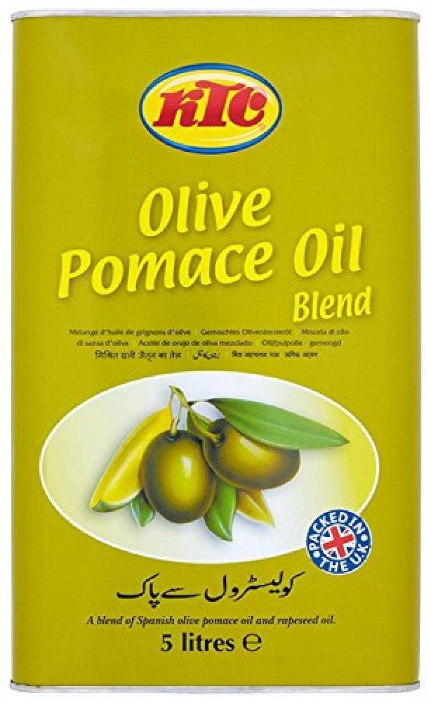 KTC Blended Pomace Olive Oil 5 Litre