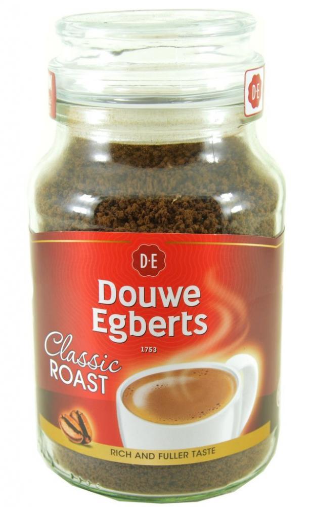 Douwe Egberts Classic Roast Coffee 200g