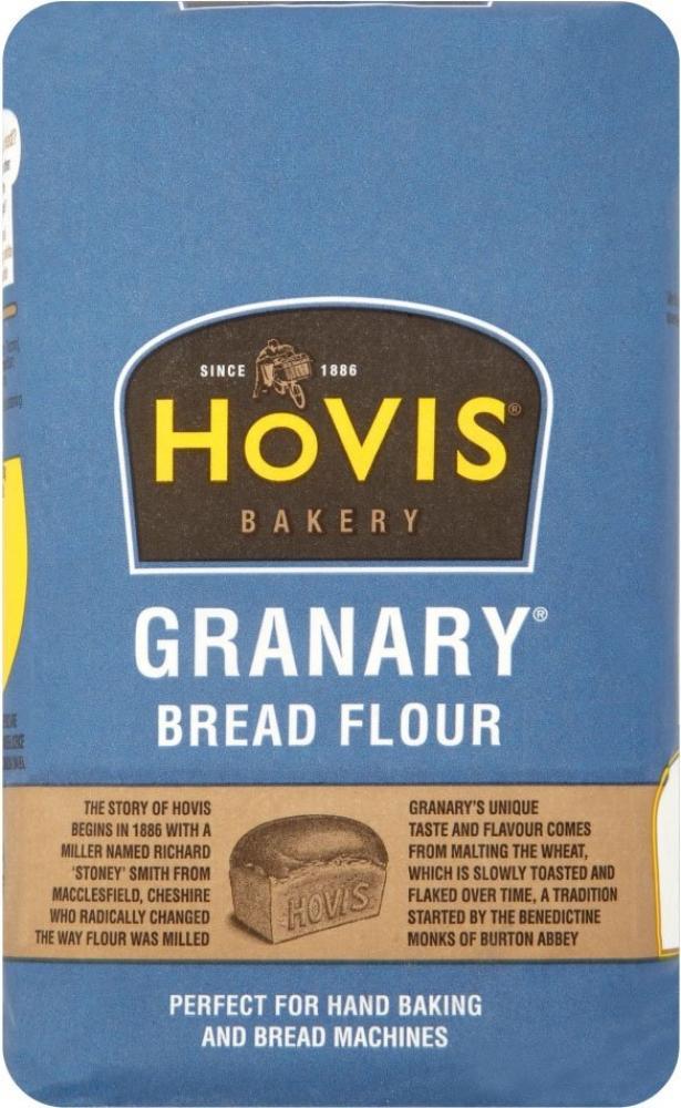 Hovis Bakery Granary Bread Flour 1kg