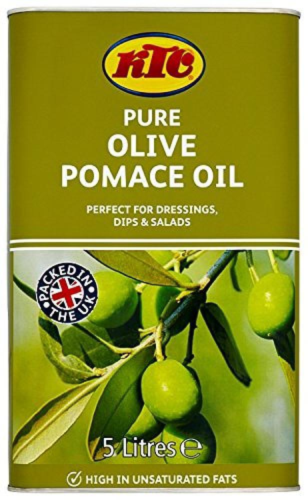 KTC Pure Olive Pomace Oil 5l