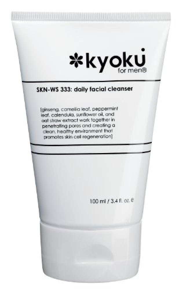 Kyoku for Men Daily Facial Cleanser 100ml