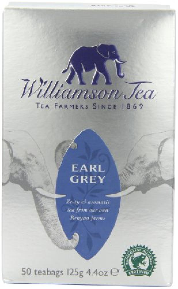 Williamson Tea Earl Grey 50 Bags