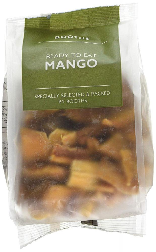 Booths Dried Mango Pieces 150 g
