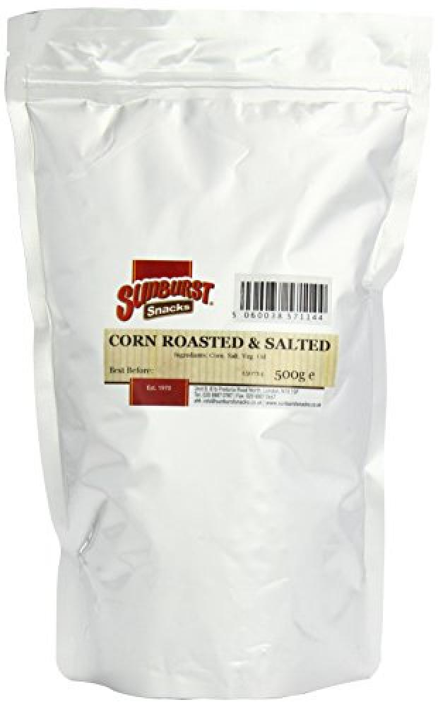 Sunburst Corn Roasted and Salted 500 g