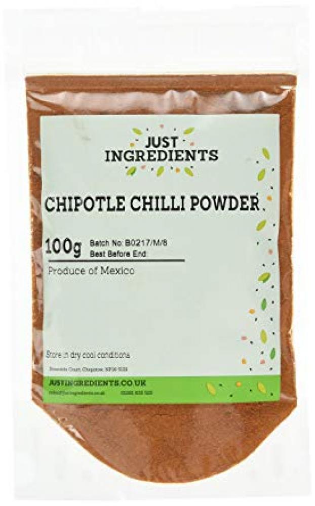 JustIngredients Premier Chipotle Chilli Powder 250g