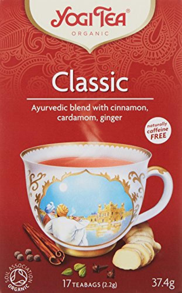 Yogi Tea Classic Tea 17 Teabags