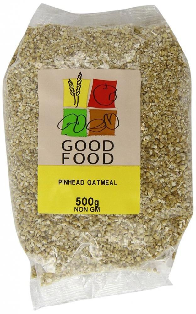 Mintons Good Food Pinhead Oatmeal 500g