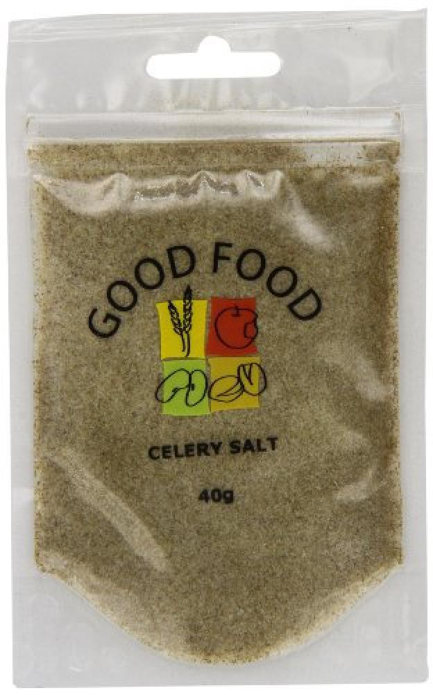 Mintons Good Food Pre-Packed Celery Salt 40 g