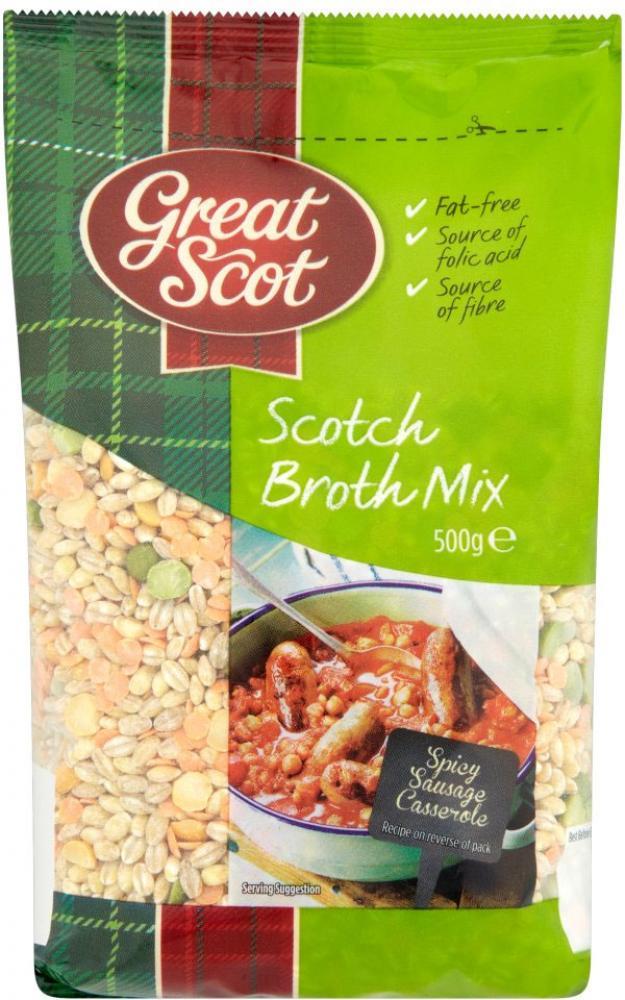 Great Scot Scotch Broth Mix 500g