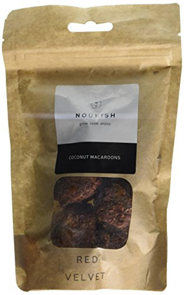 Nourish Red Velvet Macaroons 140 g