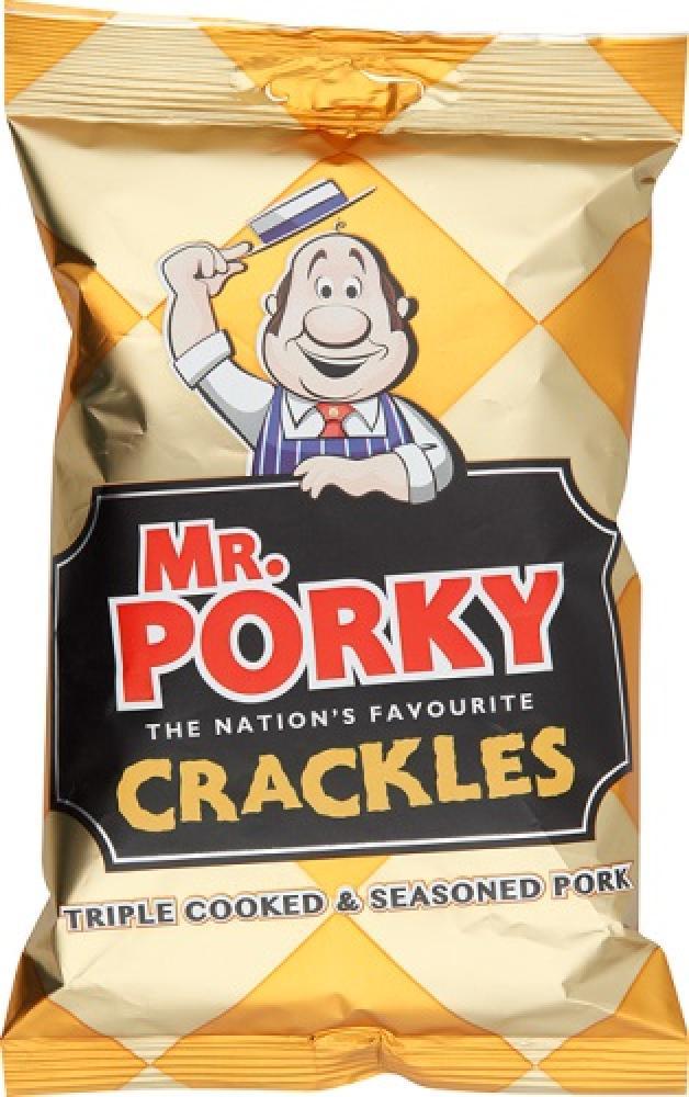 Mr Porky Pork Crackles 70g