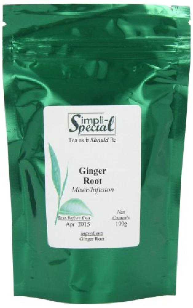 Simpli-Special Ginger Root Mixer for Loose Leaf Tea 100g