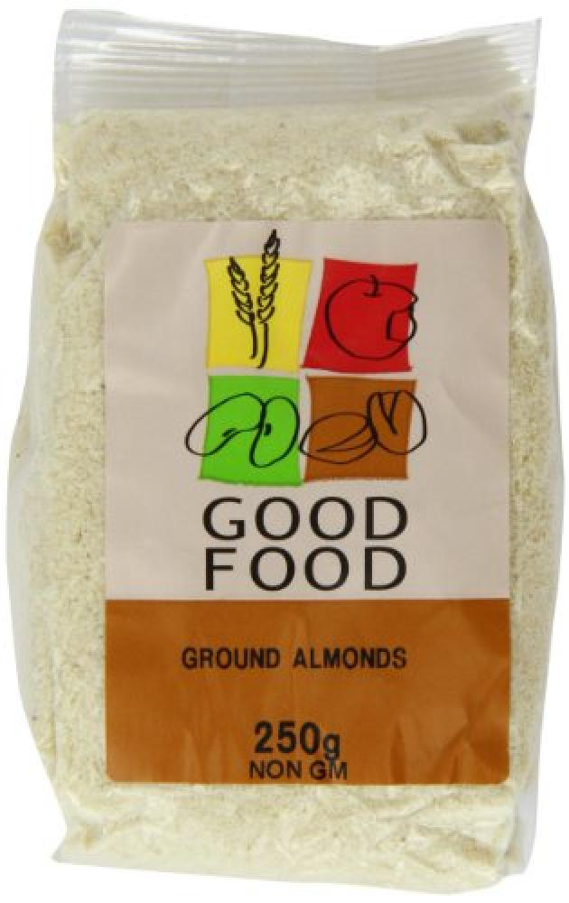 Mintons Good Food Ground Almonds 250g