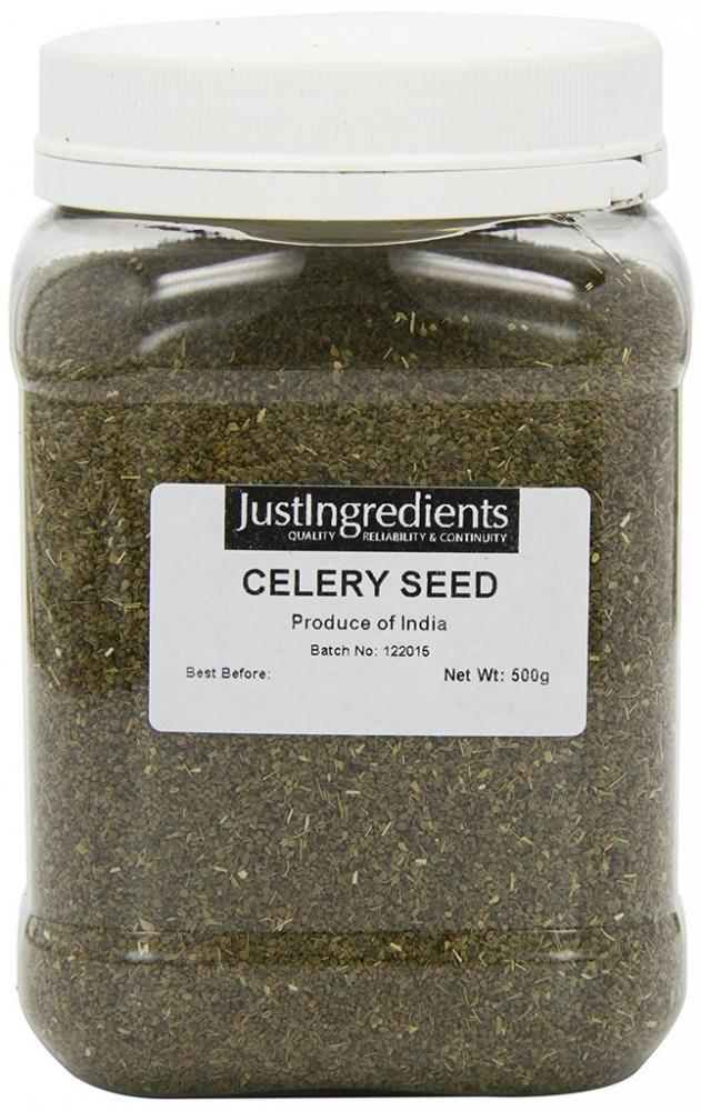 Just Ingredients Celery Seeds Tub 500g