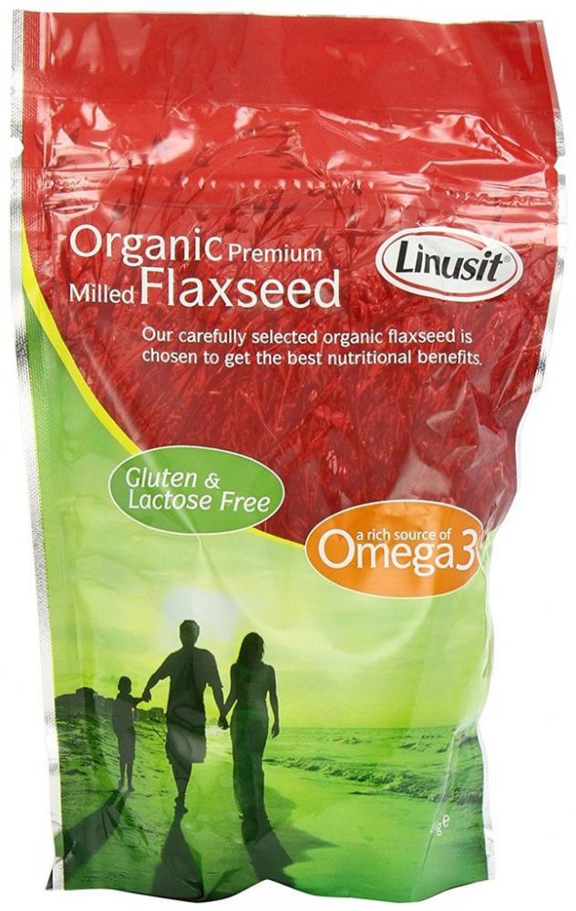 Linusit Premium Ground Flaxseed Powder 450 g