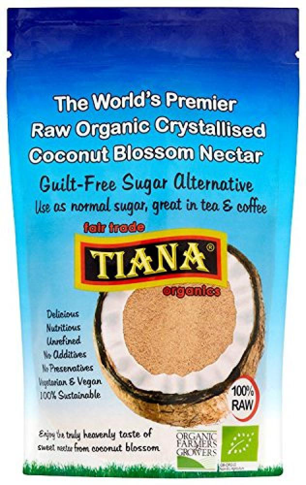 Tiana Organic Premium Raw Coconut Nectar 250 g