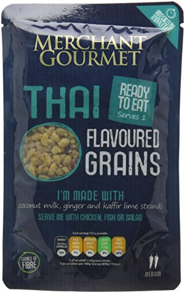 Merchant Gourmet Thai Flavoured Grains 125 g