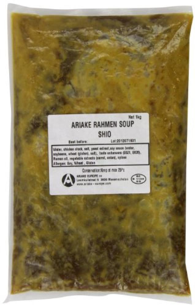 Ariake Ramen  Shio Soup Sauce 1 Kg
