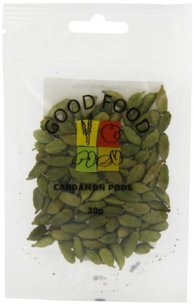 Mintons Good Food Cardamon Pods 20g