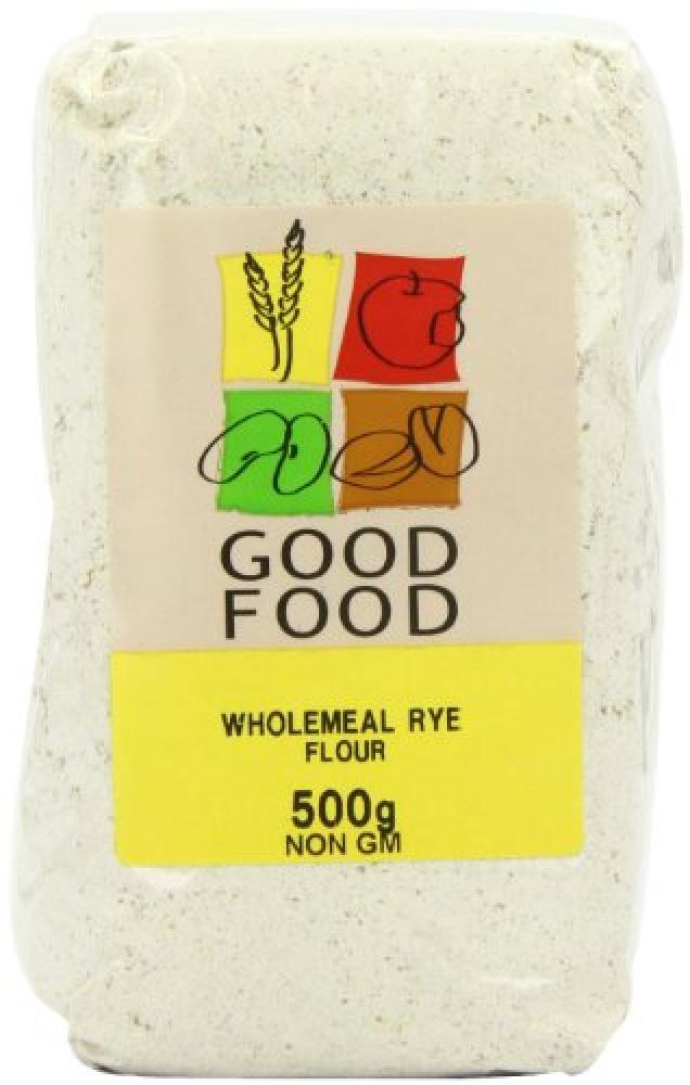 Mintons Good Food Wholemeal Rye Flour