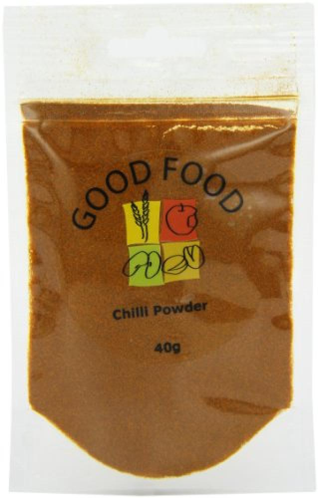 Mintons Good Food Pre-Packed Chilli Powder 40g