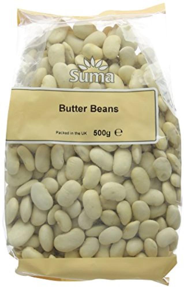 Suma Butter Beans 500 g