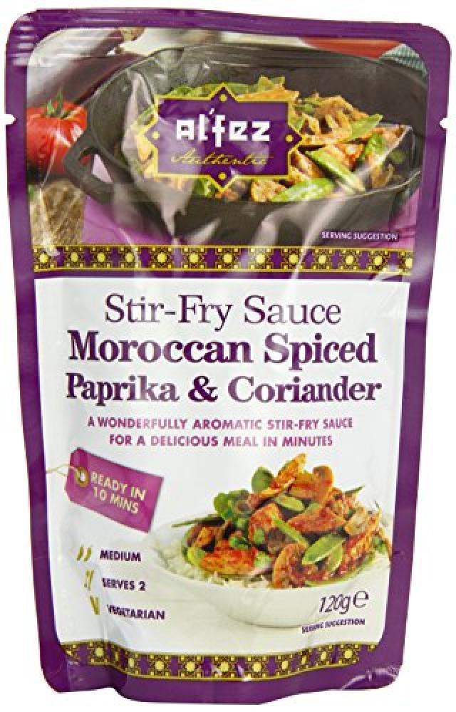 Alfez Paprika and Cor Stir-Fry Sauce 120 g