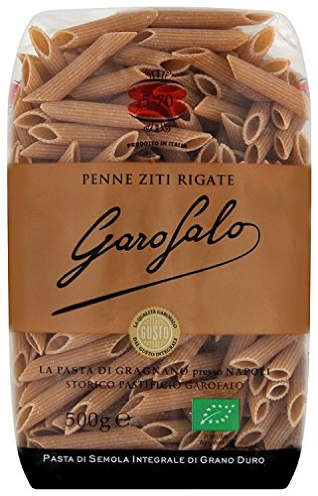 Garofalo Whole Wheat Organic Penne 500g