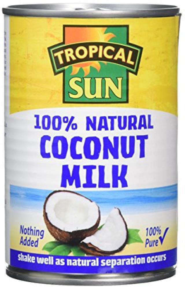 Tropical Sun Coconut Milk 400ml