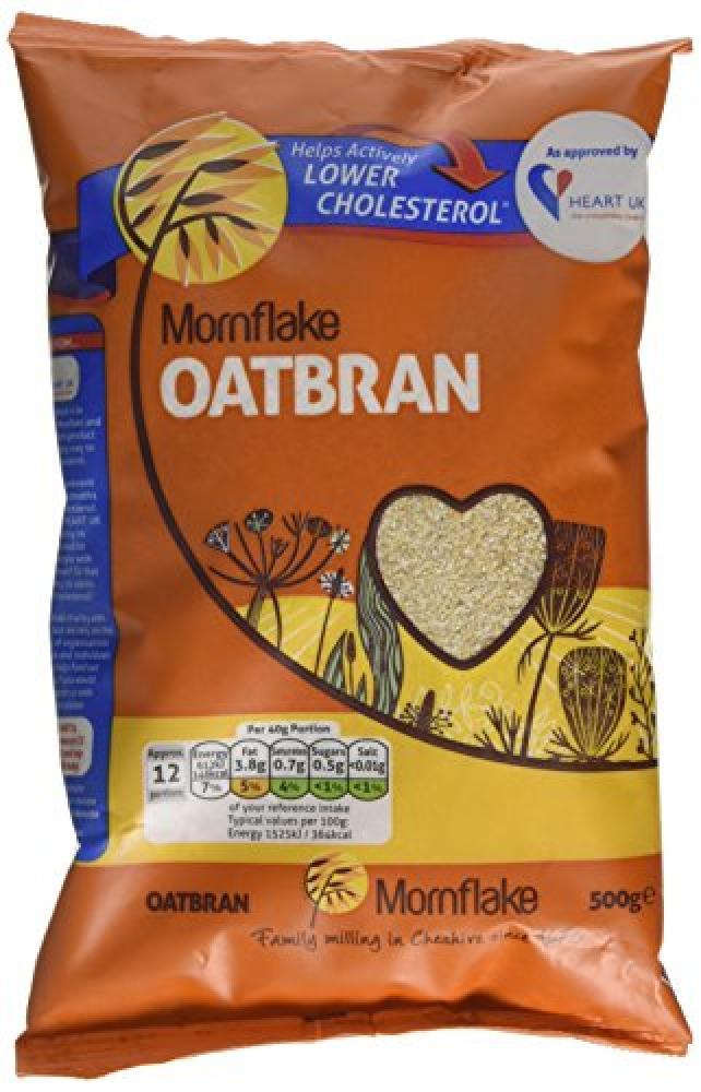 Mornflake Oat Bran 500 g