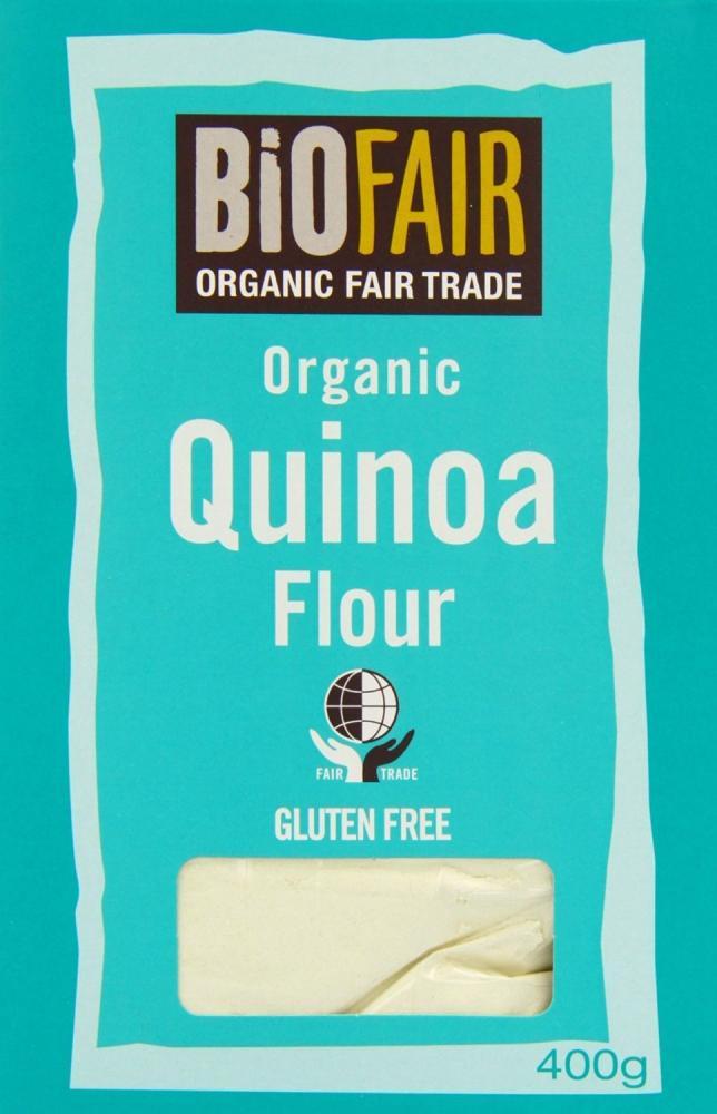 Bio Fair Organic Quinoa Flour 400g