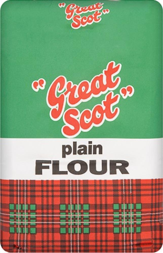 Great Scot Plain Flour 1500g