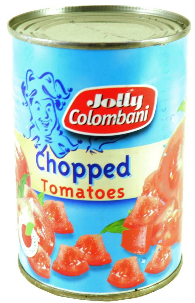 Jolly Colombani Chopped Tomatoes 400g 400g