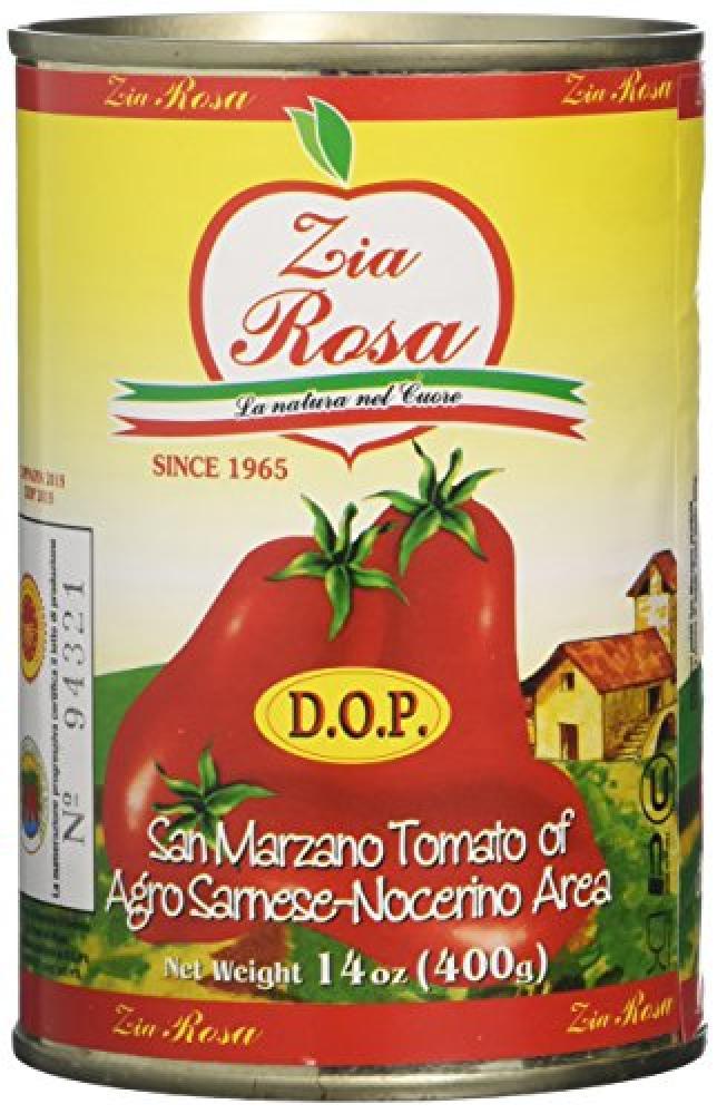Zia Rosa San Marzano Tomato of Agro Samese-Nocerino Area 400g