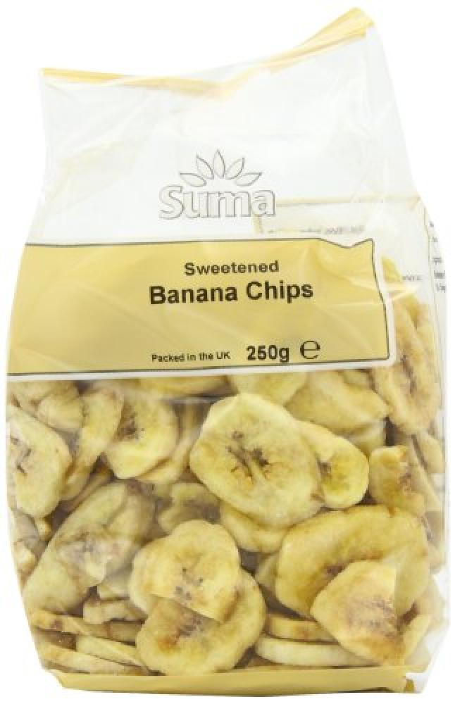 Suma Banana Chips 250 g