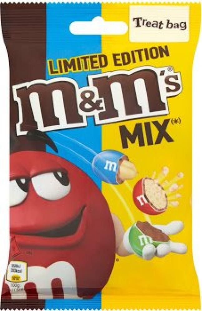 M and Ms Mix Treat Bag 80g