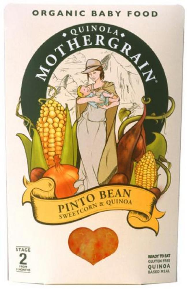Quinola Mothergrain Baby Pinto Bean 190g