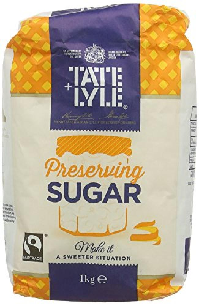 Tate and Lyle Preserving Sugar 1 Kg