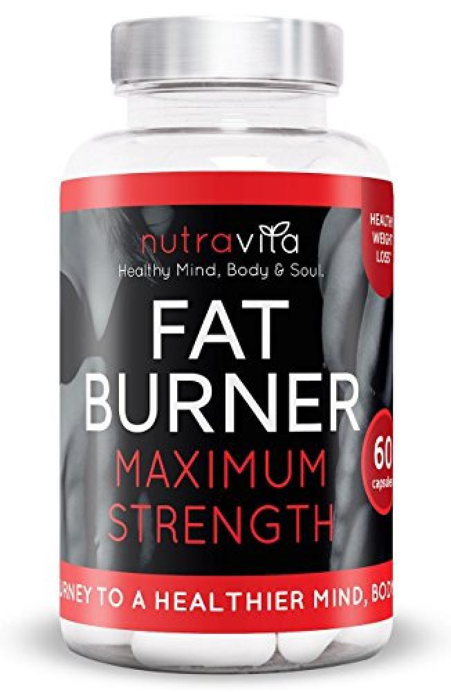 Nutravita Fat Burner Maximum Strength 60 Capsules