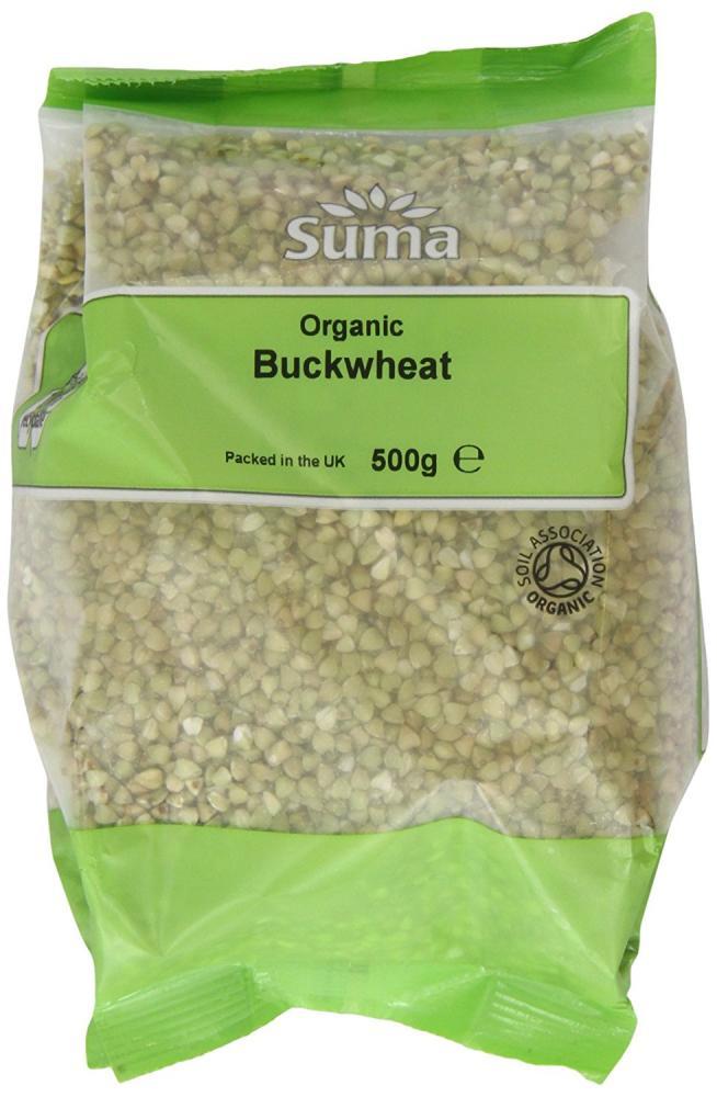 Suma Organic Buckwheat 500g